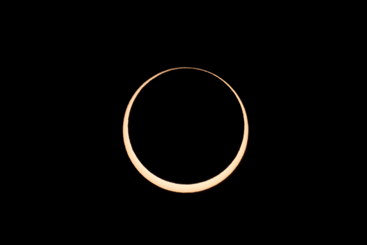 Annular Eclipse 2012 by John Dykes